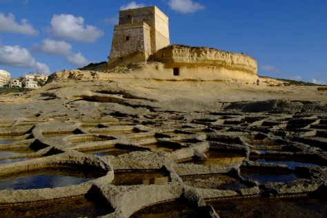 Gozo, Malta: Rockpools to swim in while watching the majestic ocean sway!