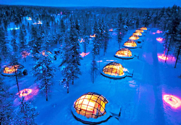 The Craziest Hotels In The World!