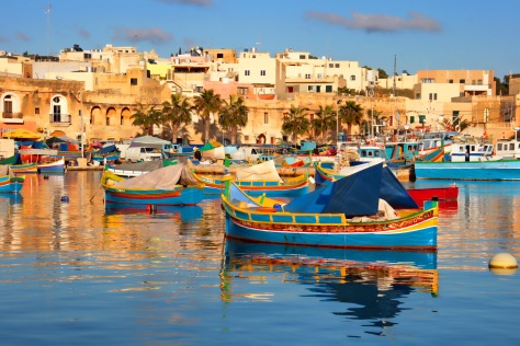 Lazy Days in Malta: There is no other place like it on earth.
