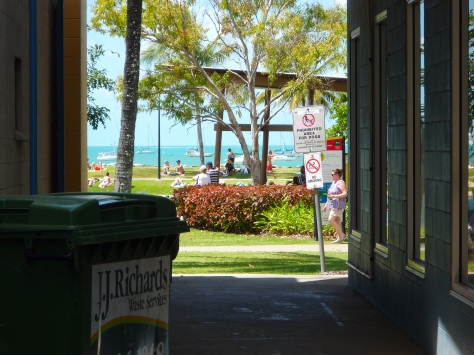 Airlie Beach streets