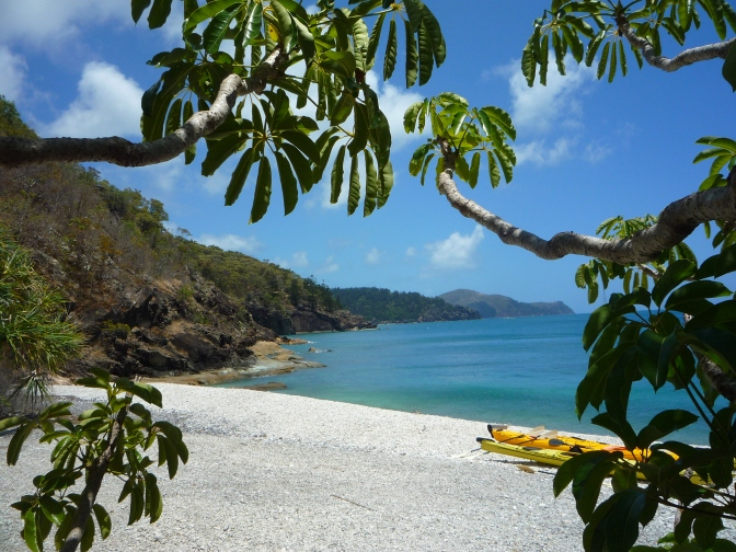 Trust Me, It's Paradise! Hook Island, Australia