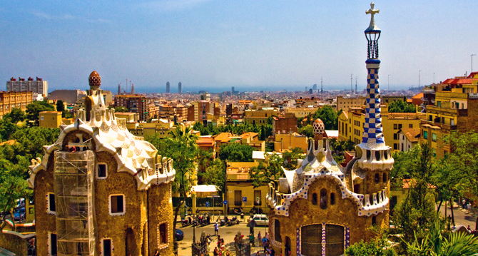 Barcelona: Everybody's Favourite City