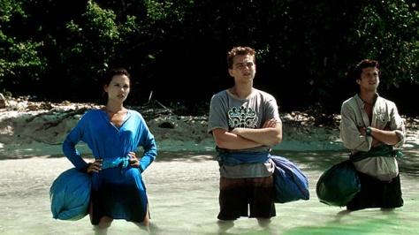 the beach film