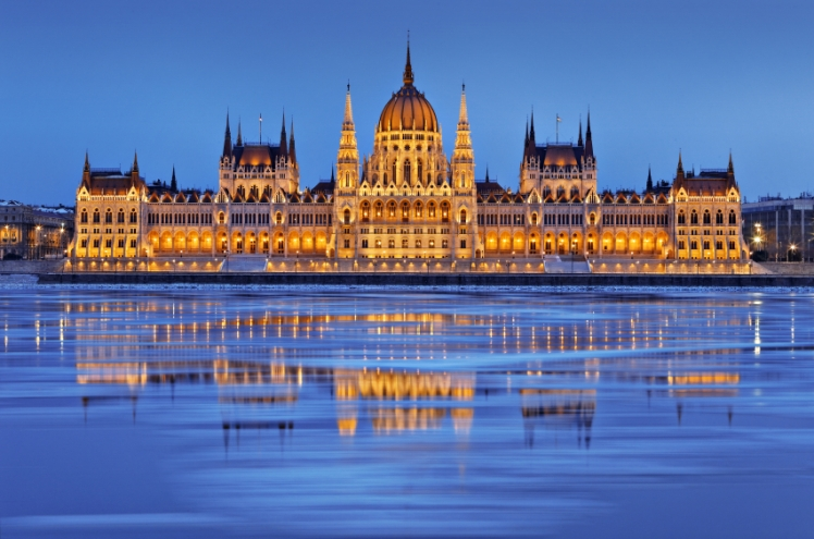 Budapest Parliament House