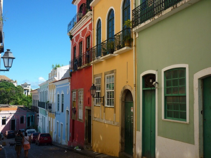 Salvador: Marching To Its Own Beat (Literally)! Colours And Music Abound!